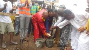 Read more about the article John Chi's right hand man opens own church, receives blessings from chiefs