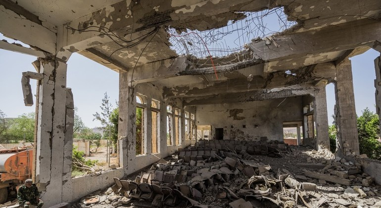 Read more about the article Yemen's warring parties agree to free more than 1,000 prisoners |