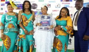Read more about the article Omam Njomo: Peace crusader honored for her works by the PCC