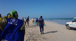 Read more about the article Twelve migrants dead, others missing off the coast of Djibouti: IOM |