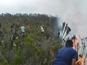 Read more about the article Mount Kilimanjaro Fire Started Accidentally, Investigators Say   Voice of America