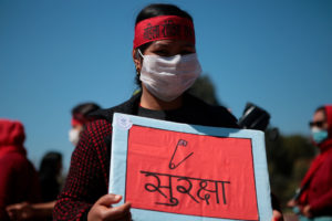 Read more about the article Victory for Acid Attack Campaigners in Nepal