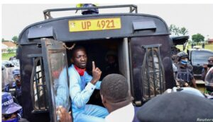 Read more about the article Uganda: 7 killed as arrest of opposition leader sparks riot