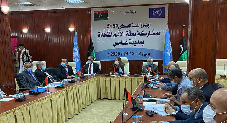 Read more about the article Libyan sides agree plan on implementing ceasefire deal |
