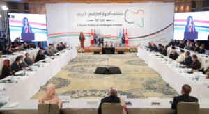 Read more about the article Following peace deal, talks on Libya's political future begin |