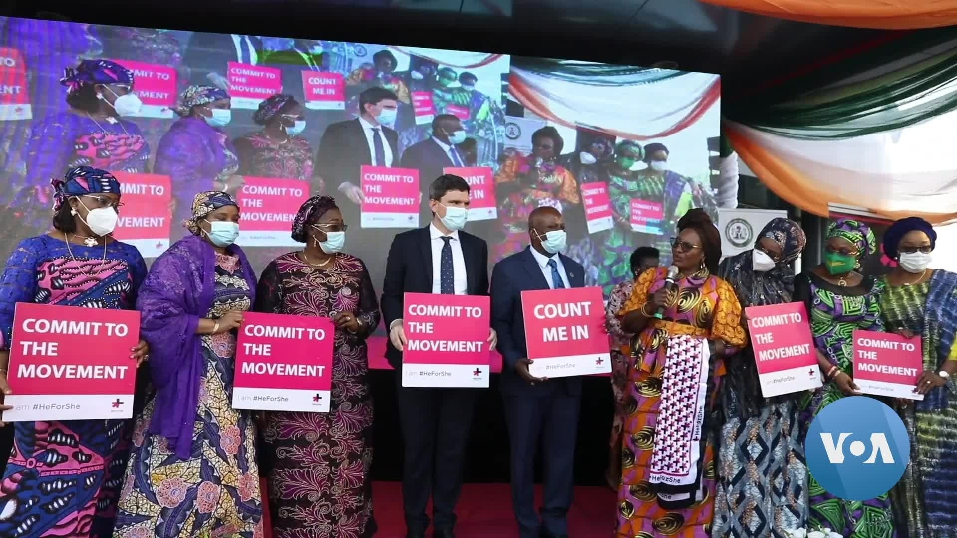 Read more about the article Nigerian Men's Involvement Key to Stopping Gender-Based-Violence | Voice of America