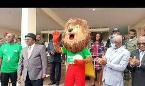 Read more about the article TARA, CHAN Official Mascot Enters Buea Like a Thief in the Night.