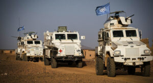 Read more about the article Peacekeepers under attack again in Mali, as one Egyptian blue helmet dies, another seriously injured  