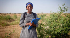Read more about the article FROM THE FIELD: The microscopic creatures helping build Africa's Great Green Wall