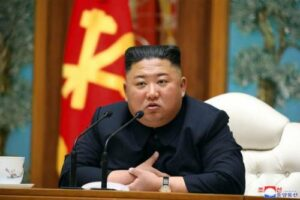 Read more about the article Kim Thanks North Koreans For Support 'In Difficult Times' In Rare New Year Message