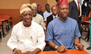 Read more about the article Governor Makinde's Deputy, Olaniyan Has Vowed Never To End Rift With His Boss – Source