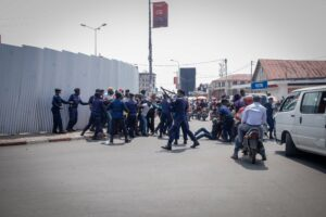 Read more about the article DR Congo: Repression Escalates   Human Rights Watch