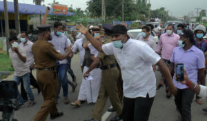 Read more about the article Thousands March for Justice in Sri Lanka, Despite Ban
