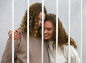 Read more about the article Two Journalists in Belarus Jailed in Retaliation for Their Work