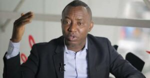 Read more about the article Ask PDP How They Fell After Bragging To Rule Nigeria For 60 Years – Sowore Knocks APC Lawmaker Boasting Party'll Rule For 100 Years