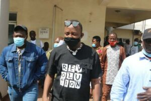 Read more about the article #RevolutionNow: Nigerian Government Plots To Revoke Sowore's Bail, Convert To Jail