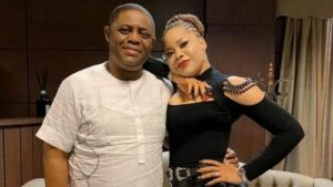 Read more about the article My Ex-Wife Stabbed People While Trying To Kill Me, Our Children—Fani-Kayode