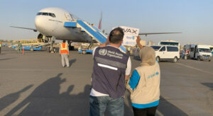 Read more about the article COVID-19 vaccines touchdown in Sudan and Rwanda  