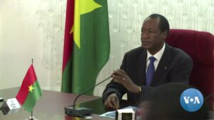 Read more about the article Burkina Faso's Opposition Pushes for Returnof Exiled President   Voice of America