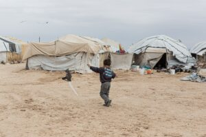 Read more about the article Thousands of Foreigners Unlawfully Held in NE Syria