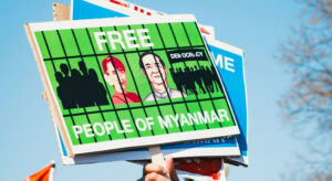 Read more about the article Right to freedom of expression in Myanmar must be guaranteed, UN expert urges military coup leader  