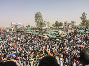 Read more about the article Victims of Sudan Crackdown on Protests Await Justice