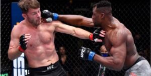 Read more about the article UFC: Francis Nganou gets smaller paycheck than his rival