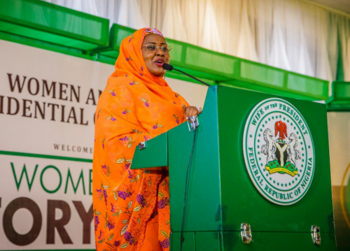 Read more about the article Why I Chose Nigerian Clinic Instead Of Travelling Abroad For Treatment – Aisha Buhari