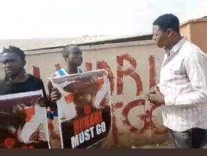 Read more about the article Kogi Police Secretly Arraign Buhari-Must-Go Protesters, Remand Them In Prison