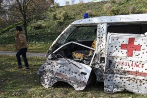 Read more about the article International Committee of the Red Cross Backs Killer Robot Ban