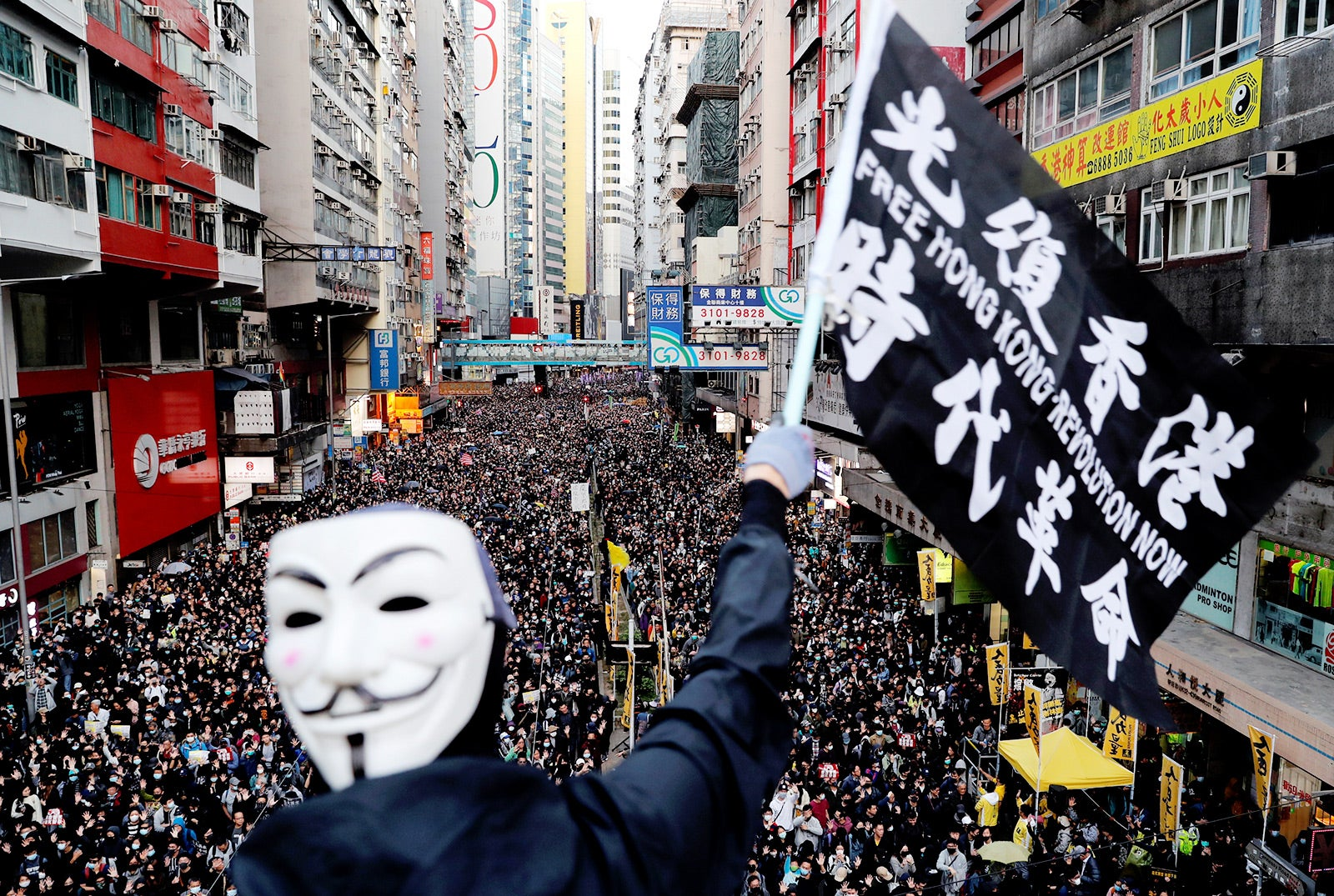 Read more about the article Hong Kong: Beijing Dismantles a Free Society