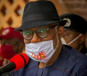 Read more about the article I Travelled To Thailand To Study Cultivation Of Cannabis–Governor Akeredolu
