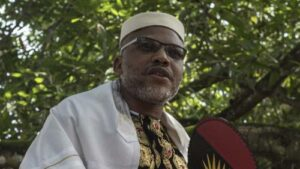 Read more about the article Nigerians React To Arrest Of IPOB Leader, Nnamdi Kanu By Buhari's Government
