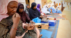 Read more about the article FROM THE FIELD: Desert artisans in Mali foster dialogue and tolerance  