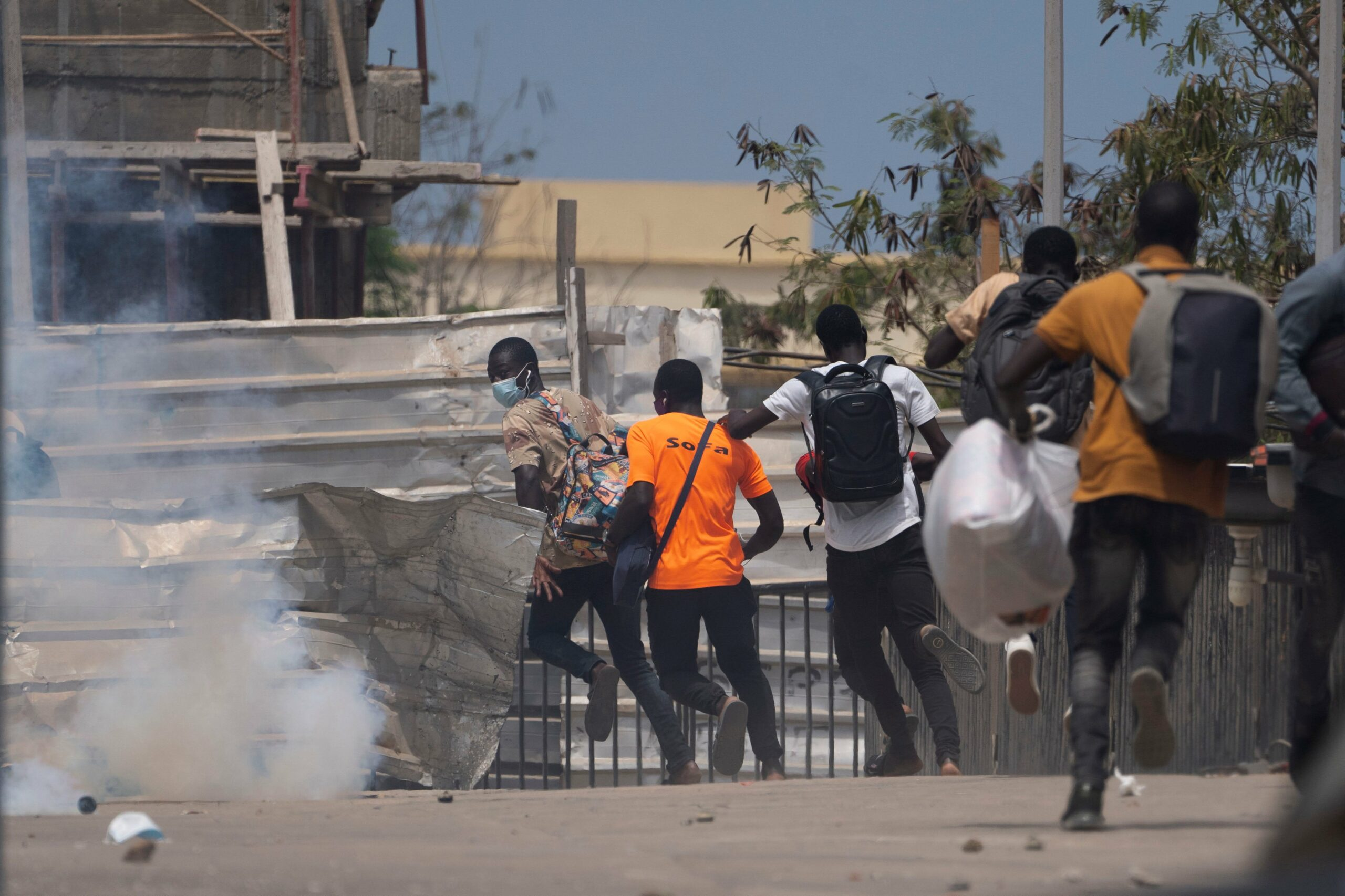 Read more about the article Senegal: New Counterterror Laws Threaten Rights