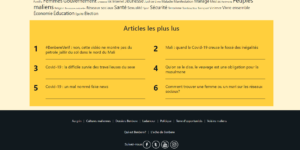 Read more about the article MALI: Three JHR-supported stories rank among the most viewed articles on popular Mali blog
