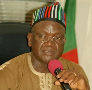 Read more about the article I Would Rather Die Than Surrender My Land To Fulani, Says Benue Governor, Ortom
