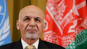 Read more about the article Afghan President, Ghani Flees Country As Taliban Fighters Move To Take Kabul