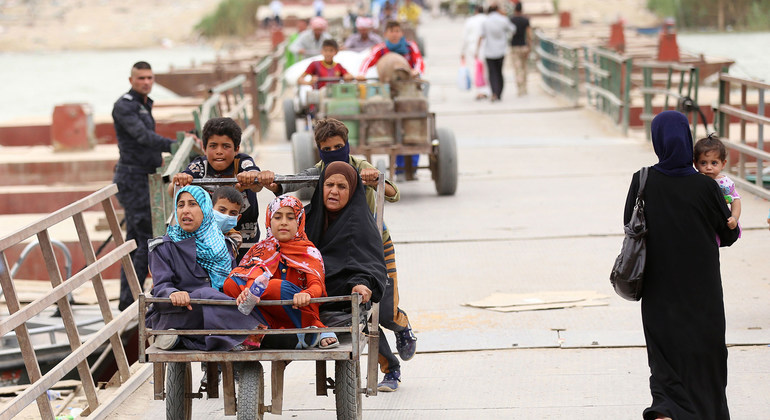 Read more about the article Iraq: Clock ticks on all-important elections, commitment to credibility needed  