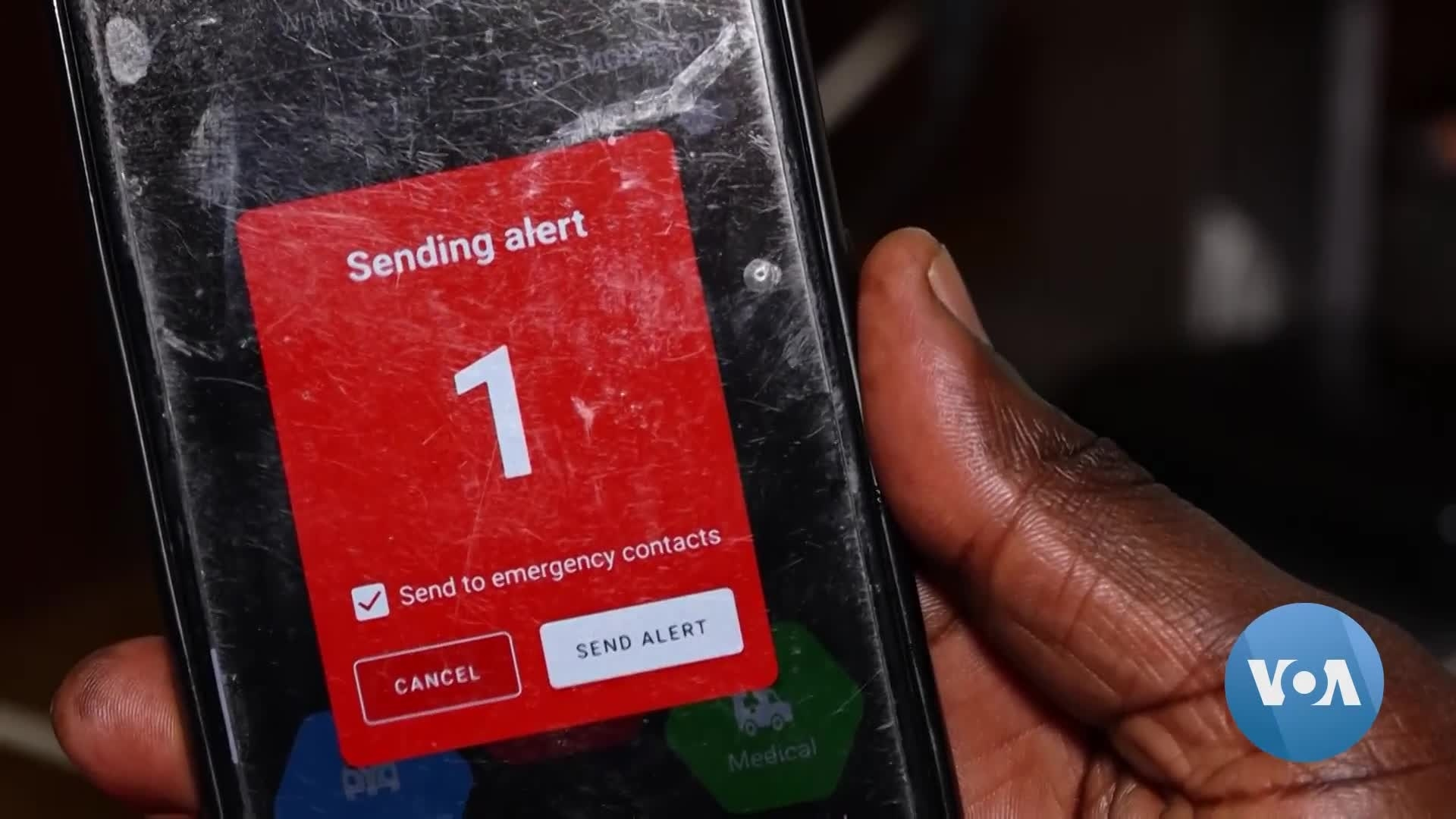 Read more about the article App Helps Kenyans with Emergencies | Voice of America