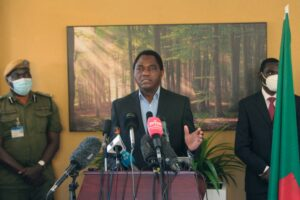 Read more about the article Zambia's Peaceful Transition 'a New Dawn?'