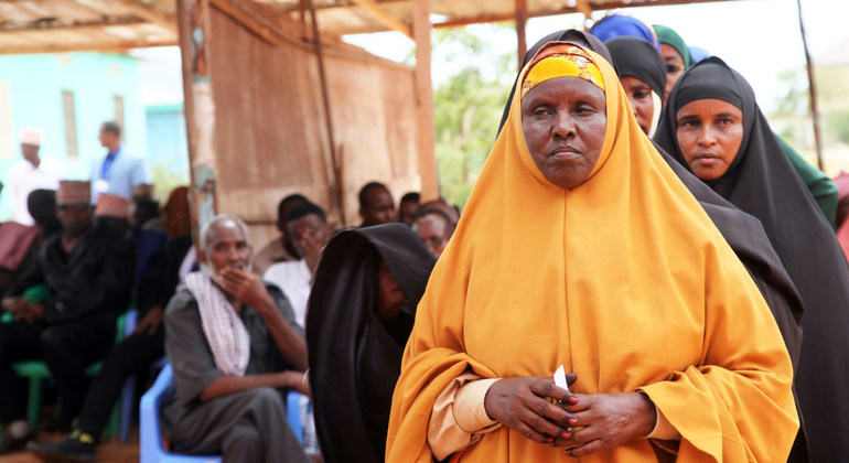 Read more about the article Somalia: 'Sustained focus, investments' needed to boost women's political participation  