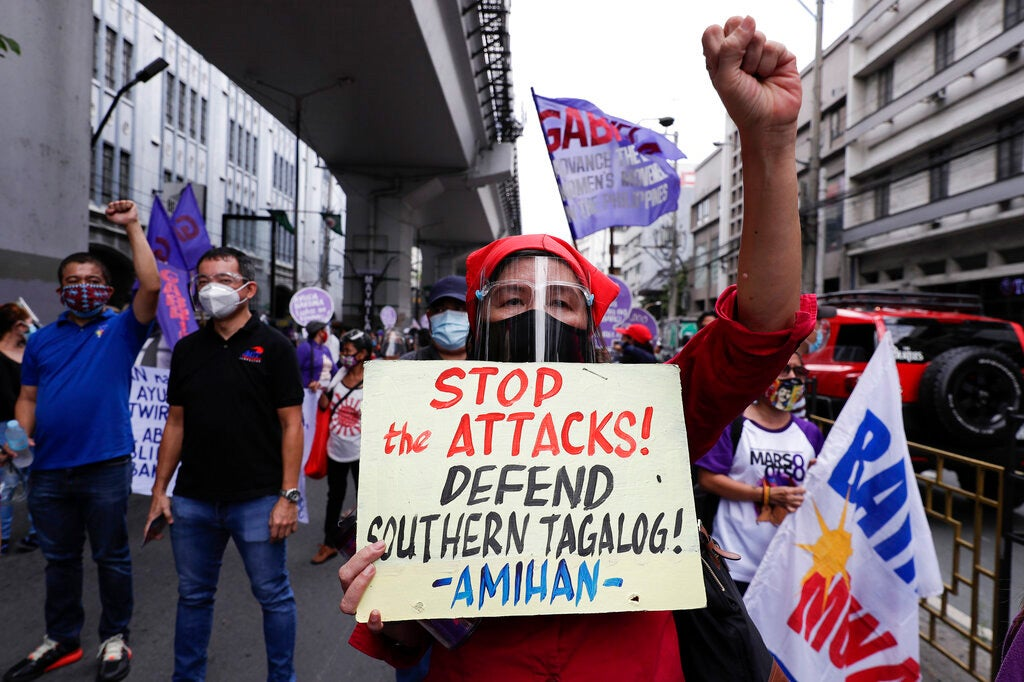 Read more about the article Philippines Adopts 'Drug War' Measures Against Activists