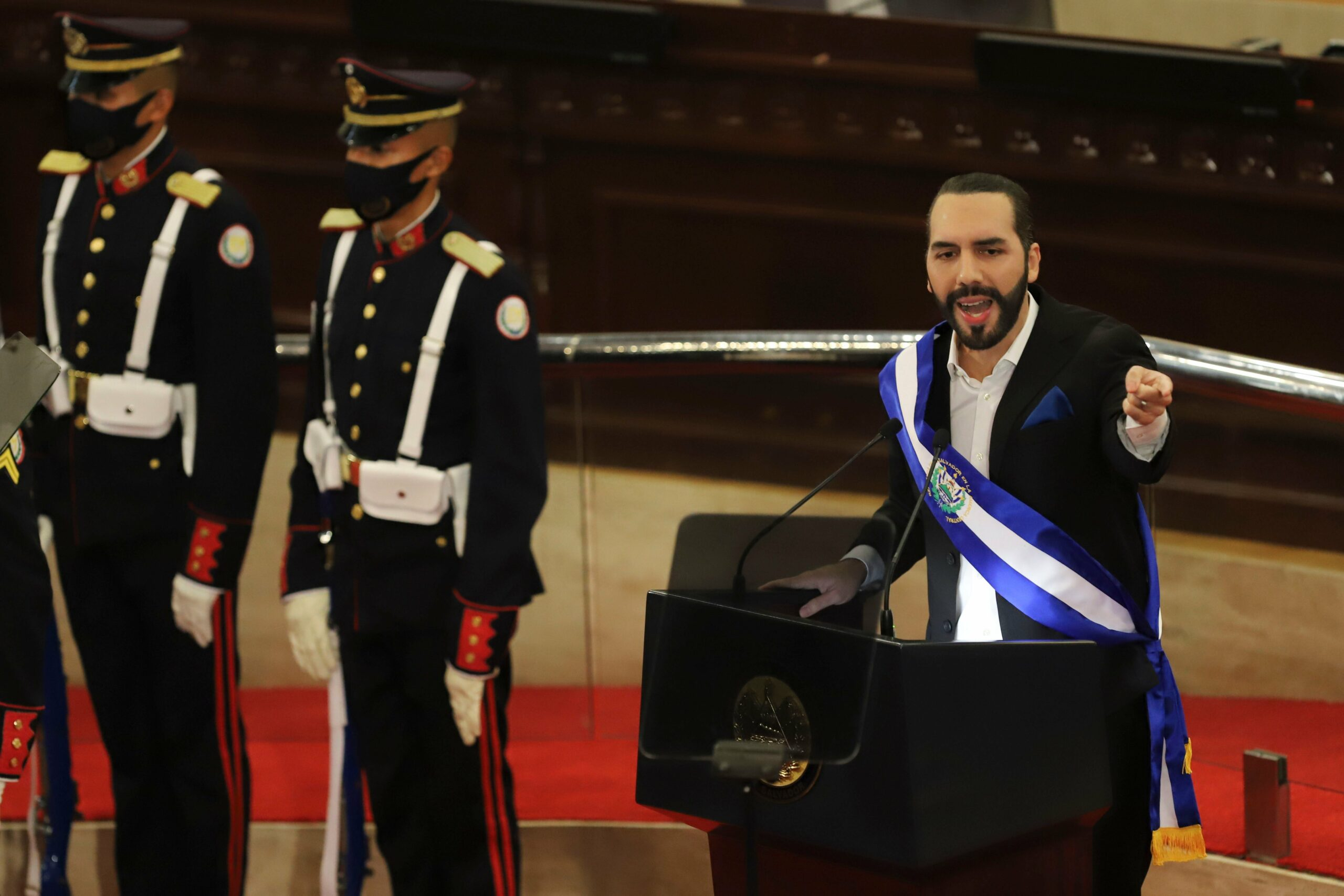 Read more about the article El Salvador: New Laws Threaten Judicial Independence