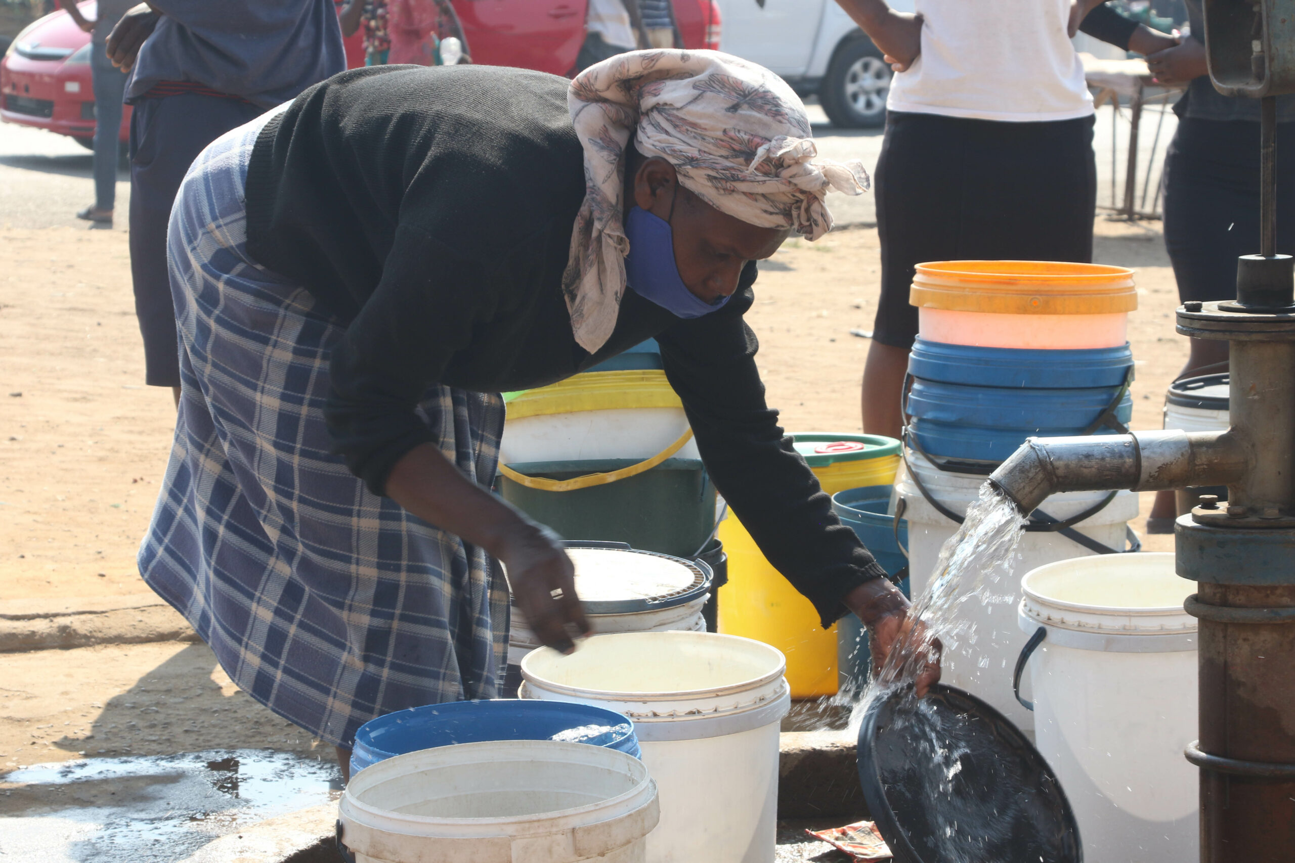 Read more about the article Zimbabwe: Dire Lack of Clean Water in Capital