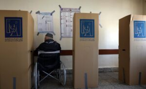 Read more about the article Iraq: People with Disabilities Face Election Barriers