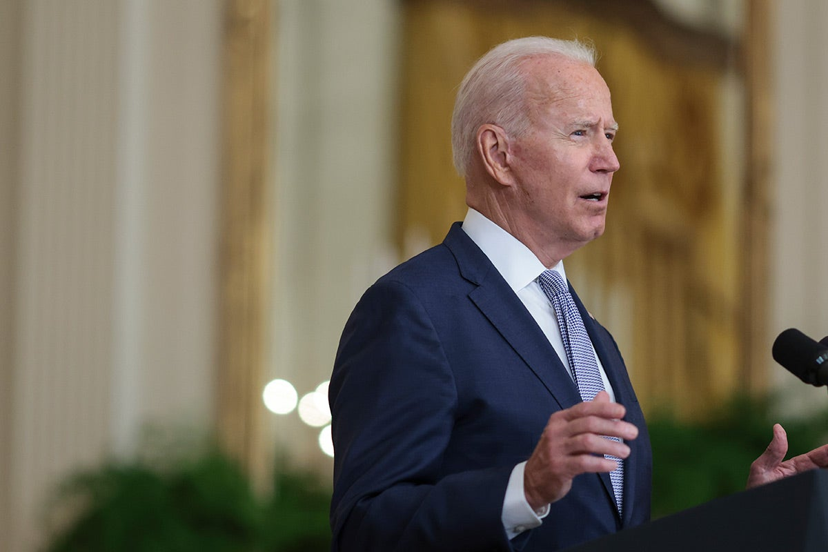 Read more about the article Biden's Best Chance to Tackle US Inequality