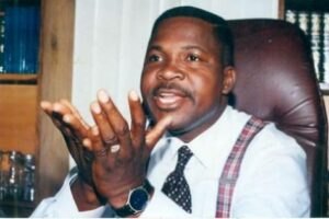 Read more about the article Court Of Appeal Ruling Backed Rivers State To Collect Value-Added Tax – Human Rights' Lawyer, Ozekhome Tells Federal Agency, FIRS