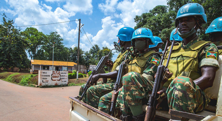 Read more about the article Positive momentum in Central African Republic must be maintained |