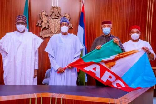 Read more about the article Anambra Deputy Governor Dumps APGA, Joins APC
